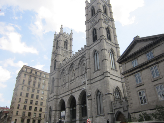 church-montreal-canada