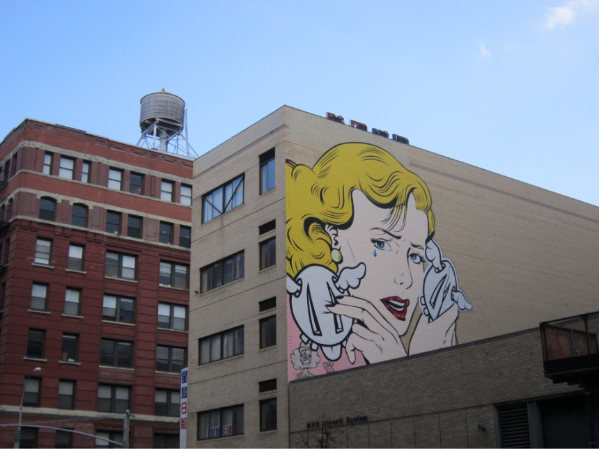 graffiti-littl-italy-new-york