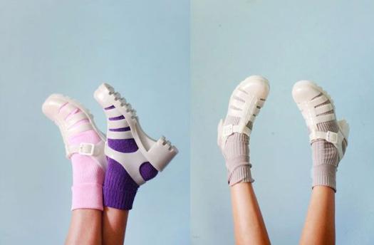 sandale_meduse_chaussettes