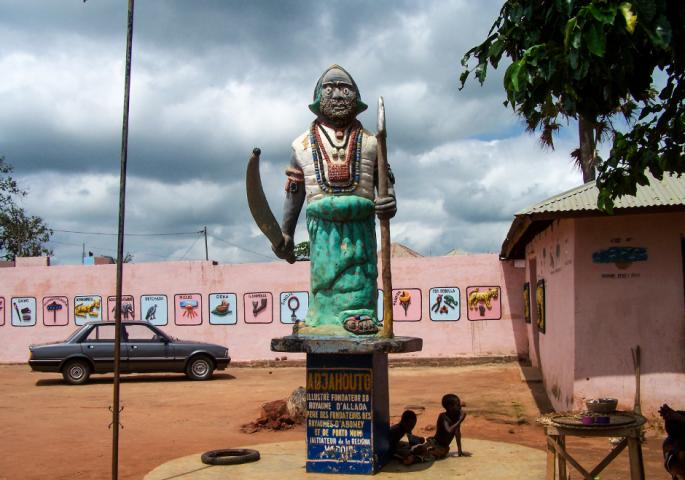 statue-vaudou-benin